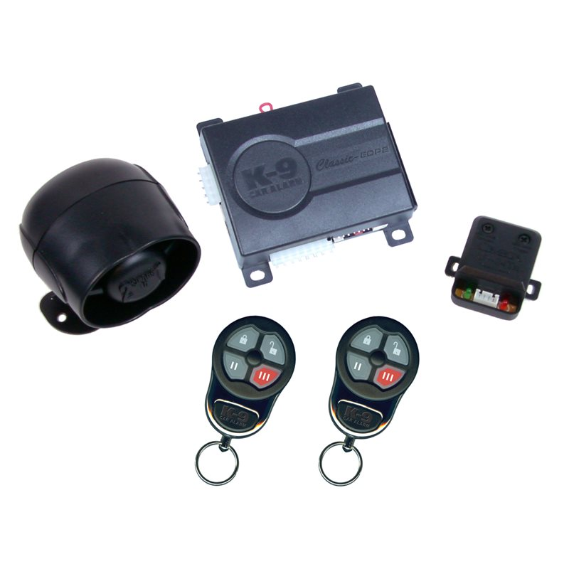 Keyless Entry & Alarm Systems