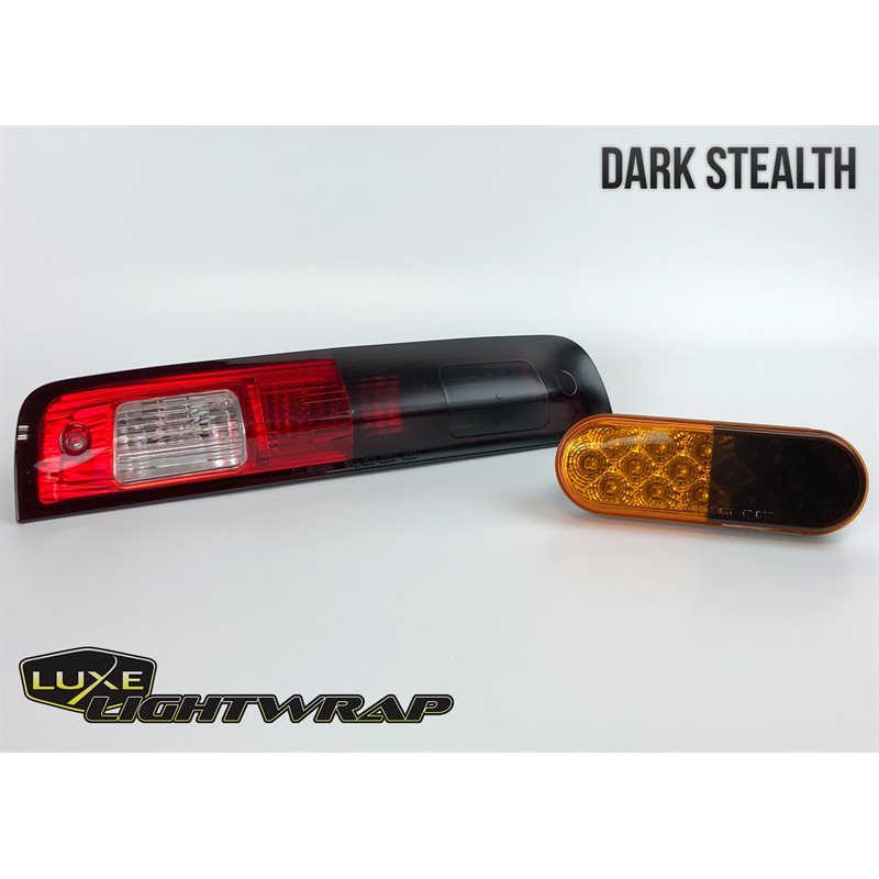 Luxe LightWrap™ Dark Smoke Stealth