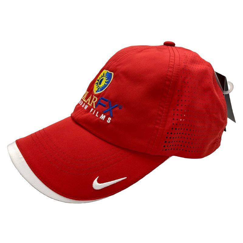 Red Nike Dri-Fit Hat