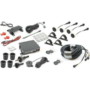 ROSTRA - BACKZONE TRUCK 4-SENSOR ULTRASONIC PARKING KIT
