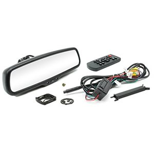 "ROSTRA - 4.3"" LCD REARVIEW MIRROR FOR DODGE"
