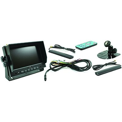 """ROSTRA - 7"""" STANDALONE LCD MONITOR"""