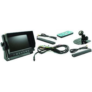 "ROSTRA - 7"" STANDALONE LCD MONITOR"