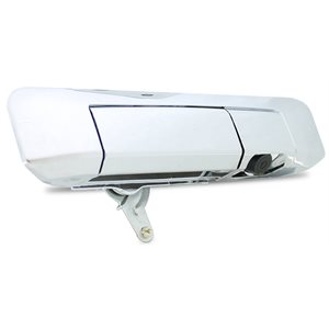 ROSTRA - CHROME 2005-2014 TOYOTA TAILGATE HANDLE CAMERA