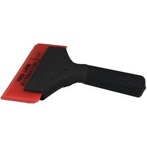 "FUSION - 5"" SHORTY RED LINE SQUEEGEE HANDLE"