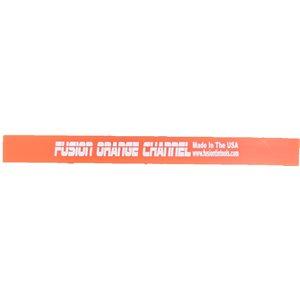 """FUSION - 8"""" FUSION ORANGE CHANNEL"""