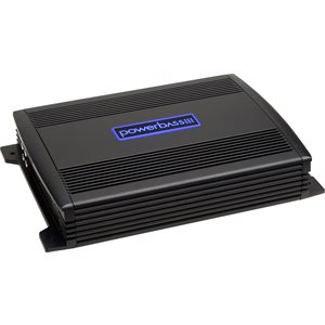 P / B - 800 WATT 2-CHANNEL AMP