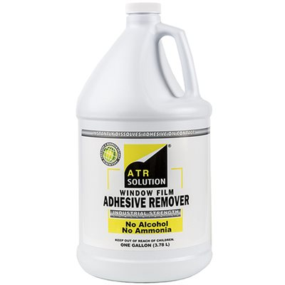 GALLON - ATR SOLUTIONS ADHESIVE REMOVAL SOLUTION