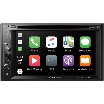 """PIONEER 6.2"""" DOUBLE-DIN WITH APPLE CARPLAY"""