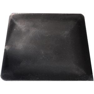 FUSION - BLACK HARD CARD SQUARE CORNER