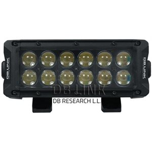 "DB - 8"" RGB LED LIGHT"