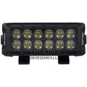 "DB - 8"" RGB LED LIGHT"
