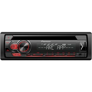 PIONEER - INDASH MP3 / CD RECEIVER