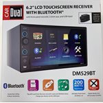 Dual 2-Din Mechless Multimedia with Bluetooth & FREE Back-up Camera!