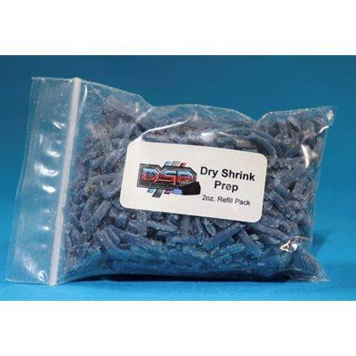 Dry Shrink Prep 2oz. REFILL Pack