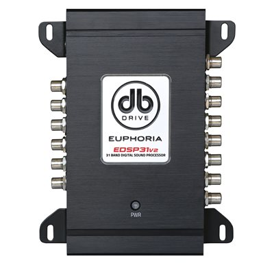 EUPHORIA - 32 BAND DIGITAL SOUND PROCESSOR