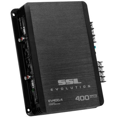 SSL - 400 WATT EVOLUTION SERIES 4-CHANNEL AMPLIFIER