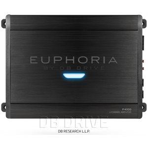EUPHORIA 4 X 100 WATTS STEREO AMPLIFIER