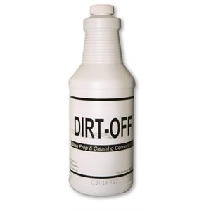 GDI - DIRT OFF 1 QUART CONCENTRATE CLEANING SOLUTION