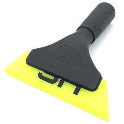 The SledgeHammer! SQUEEGEE WITH COMPACT HANDLE
