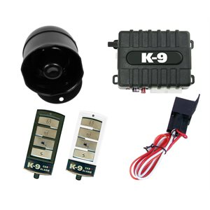 OMEGA - K9 KEYLESS ENTRY & SECURITY SYSTEM