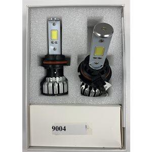 2-SIDED LED HEADLIGHT KIT - 9004 BIXENON H / L BULBS