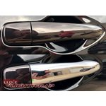 "Luxe - LightWrap Dark Smoke Shadow Chrome Roll - 2"" x 25yd - 12%VLT - Gloss"