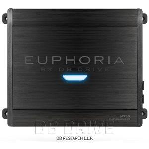 EUPHORIA 1 X 750 WATTS @ 1 OHM CLASS D