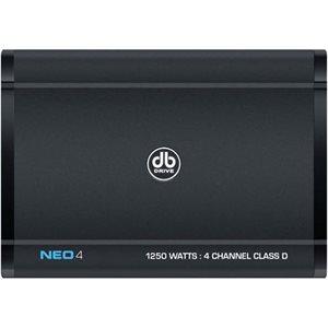 DB DRIVE - 500 WATT 4-CHANNEL AMPLIFIER