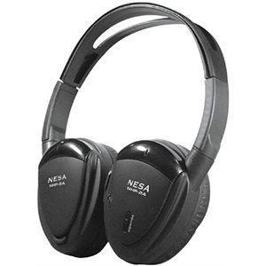 NESA - SWIVEL 1-CHANNEL IR HEADPHONE