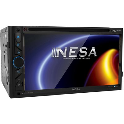 "NESA - 7"" DOUBLE DIN WITH BLUETOOTH"