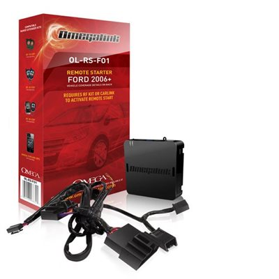 """EXCALIBUR - OMEGALINK """"RS KIT"""" FOR SELECT FORD VEHICLES"""