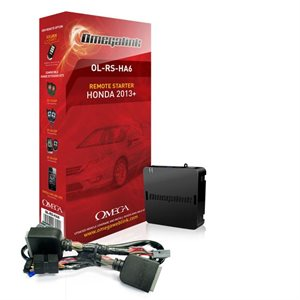 "EXCALIBUR - OMEGALINK ""RS KIT"" FOR SELECT HONDA VEHICLES"