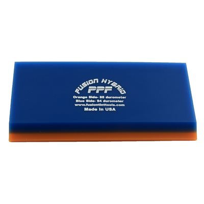"""FUSION - 6"""" PPF HYBRID PADDLE SQUEEGEE"""
