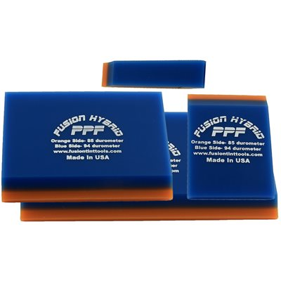 FUSION - COMBO PACK PPF HYBRID PADDLE SQUEEGEE