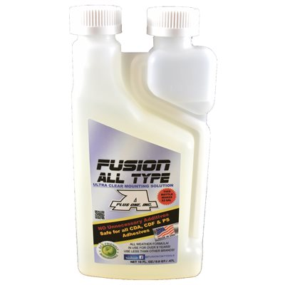 FUSION ALL TYPE SOLUTION - 1 / 2 QUART