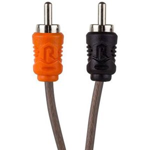 RAPTOR 1.5FT COAX 2 CHANNEL RCA