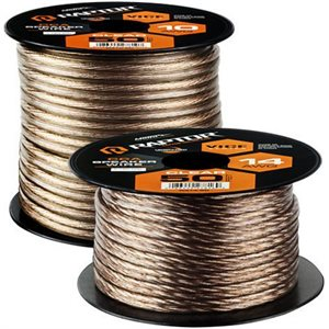 RAPTOR 50FT 16 GAUGE SPEAKER WIRE CCA