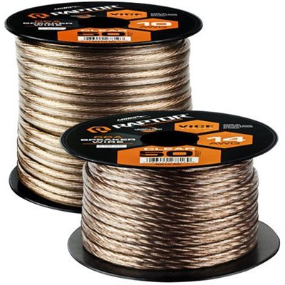 RAPTOR 500FT 16 GAUGE SPEAKER WIRE