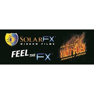 3' x 8' SOLARFX & TINT FUEL OUTDOOR BANNER
