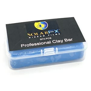 SOLARFX PROFESSIONAL CLAY BAR IN CLEAR CASE 6.7oz