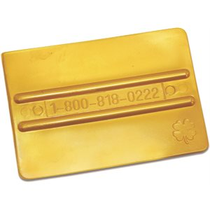 GDI - GOLD NYLON BLEND SQUEEGEE