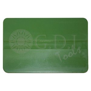 GDI - GREEN SOFT FLEX SQUEEGEE