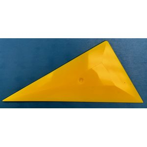 1010 TOOLS - YELLOW CORNER TOOL SQUEEGEE