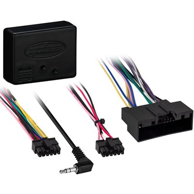 CAN DATA INTERFACE RADIO HARNESS UP  FORD XSVI-5524-NAV METRA AXXESS 2011