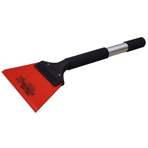 FUSION - MAGNUM REDLINE SQUEEGEE WITH AUTO STRETCH HANDLE